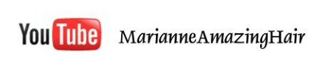 Youtube Channel MarianneAmazingHair