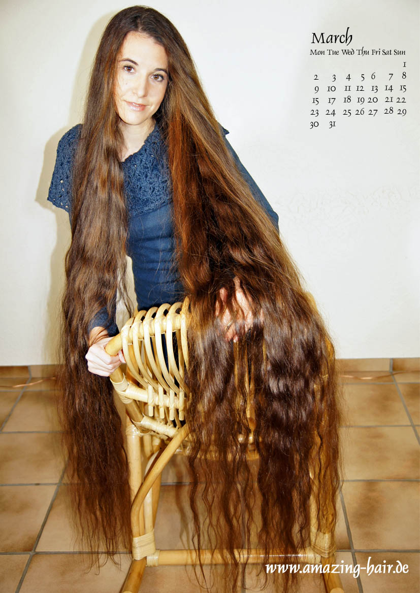The Lovely Marianne On Pinterest Long Hair Germany And