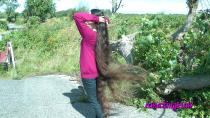 Wind caresses my Hair - Part2