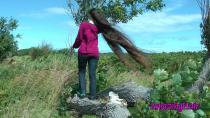 Wind caresses my Hair - Part4