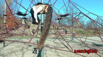 Net Climbing Frame - Part 3